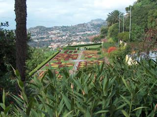 Jardim Botanico da Madeira © Guenter Wieschendahl